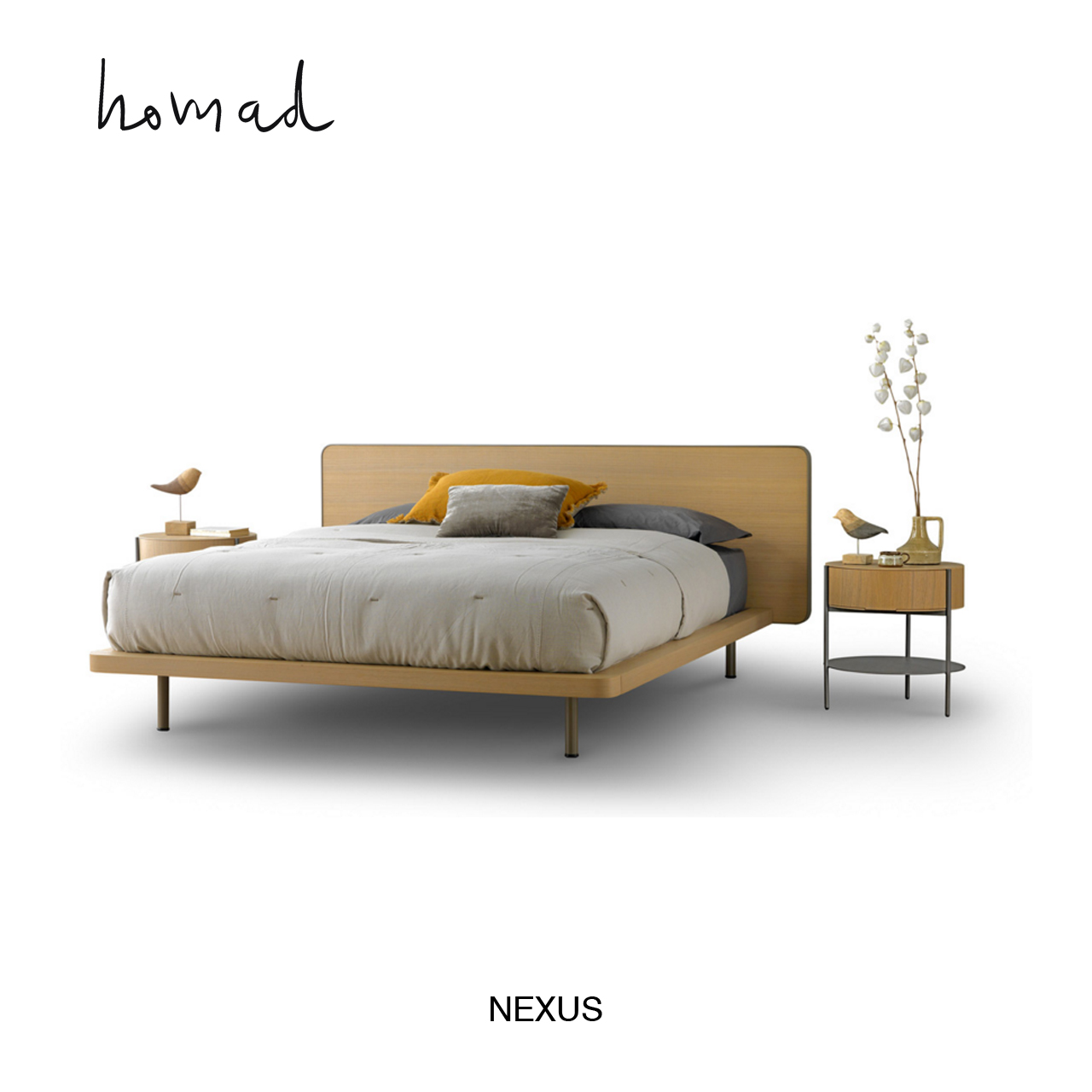 nexus bed homad